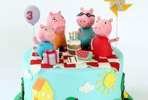 Children's Cakes / Custom made birthday cakes