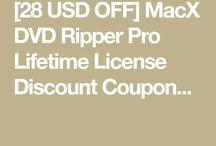 MacX DVD Ripper Pro Lifetime License
