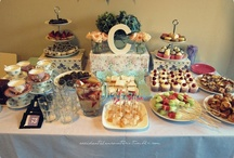 Events/Party: Dessert Table / by Kim L