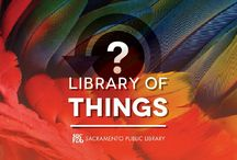 Library of things and similar stuff