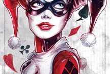 HARLEY QUINN IS QUEEN