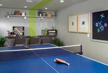 Hangout Rooms for Teen Guys