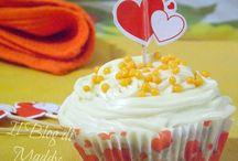 CUP CAKE / dolci,decorazioni,frosting,delizie
