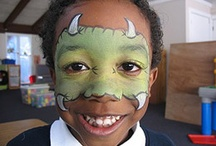 Face Painting Designs / Check out these cool face painting designs.