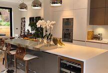 Cozinhas/sala de jantar