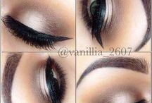 Make up - evening