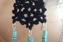 jewelry crochet