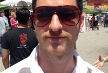 Fake Mustache @SilverLakeJubilee