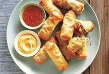 Asian food--Chinese, Thai, Vietnamese, Indian, etc