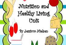 Teach: Being Healthy