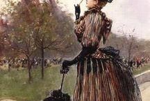 JEAN BERAUD - French Impressionist Painter