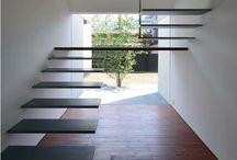 interier - schodiště