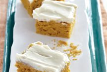 Fall Baking and Cooking / Yummy stuff, mostly likely pumpkin!