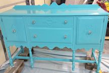 Renewed Relics and Antiques / Projects I do for sale / by Sarah Woosley