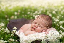 outdoor newborn inspiration