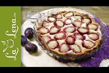 tarta cu prune simplă si ieftina