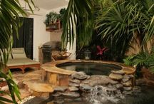 SPA,Swimpond, Pool & Outdoor ideas