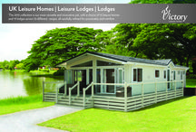 2015 Range - Victory Leisure Homes and Lodges / The 2015 collection is our most versatile and innovative yet, with a choice of 15 leisure homes and 19 lodges across 10 different  ranges, all carefully refined for practicality and comfort. #VictoryLeisureHomes #Lodges