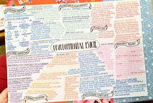 School & Notes