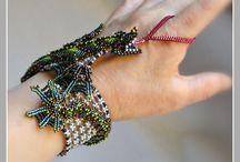 bead dragons