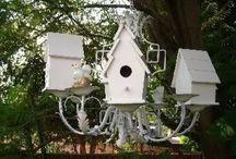Birdhouses/linnunpöntöt
