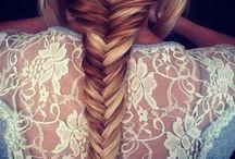 Hairstyle / Na mojej pierwszej tablicy dowiesz się oparu ciekawych i prostych do wykonania fryzurach do szkoły lub pracy .