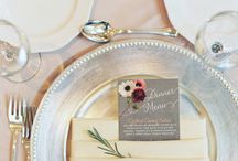 Il TAVOLO / Beautiful table settings for elopements, weddings and romantic events