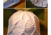 My crocheting...