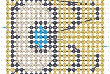 Perle mønster