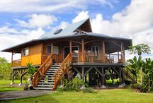 Bamboo Living homes / Photos of our Bamboo Living homes located around the world!