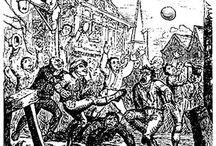 Historia del fútbol / Historia del fútbol español e internacional