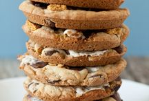 S'mores Cookies / S'mores Cookie Recipes - Delicious!