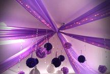 Purple parties!