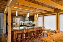 Timberbuilt Kitchens / Kitchens from some of our green and gorgeous Timberbuilt homes