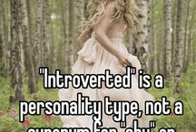 Introverts life / Introversion