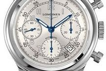 Longines Watches / Longines watches bases the signature timeless elegance of its products on an aesthetic heritage which it updates and applies with a skilled balance between refinement and classical design. Its timepieces are inspired by the history of technical and stylistic daring of a company which has always been a vast laboratory that continually monitors its creations with a keen eye. http://www.jurawatches.co.uk/collections/longines-watches