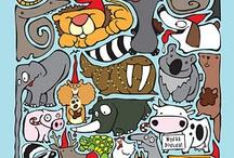 Animals of Artsoup