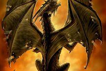 Dragons any Mystic