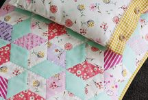 Doll quilts