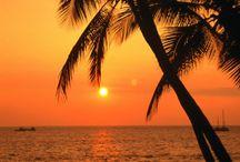 auringonnousut ja -laskut