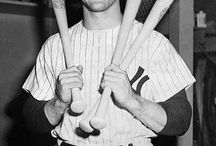 Mickey Mantle / Baseball