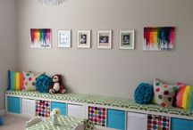 Ideas for preschool room