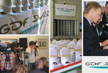 GDF Suez / rendezvényszervezés