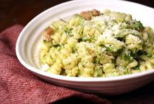Cooking Inspiration: Pastas / Because we all know Annie LOVES pasta! / by Mindy Sweat
