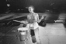 Drummer Girls Rock Too