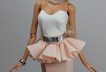 ropa barbie