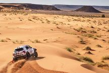 10 hour days with an eye on the horizon. #Dakar2016 will test the limits of those that compete. Watch them January 2. #WhateverItTakes #endurance #southamerica - photo from miniusa
