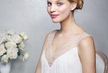 Wedding hair / wedding hair ideas.