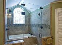 Master bath remodel / by Kristy Davis