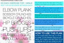 Workouts : Pieces In Progress